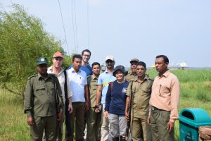 Soil Field testing in Sundarbans for NFI