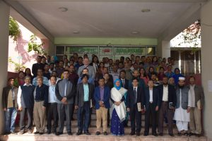 Launching ceremony Socio-economic survey of the Bangladesh Forest inventory