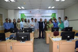 Training on Forest Reference level
