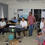 R training for the Bangladesh Forest Inventory