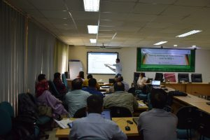 Training workshop on forest reference level