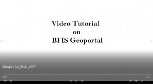 BFIS Geoportal video tutorial